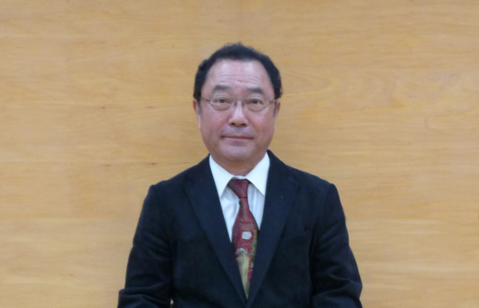 大成幼稚園 園長 勝田寿郎