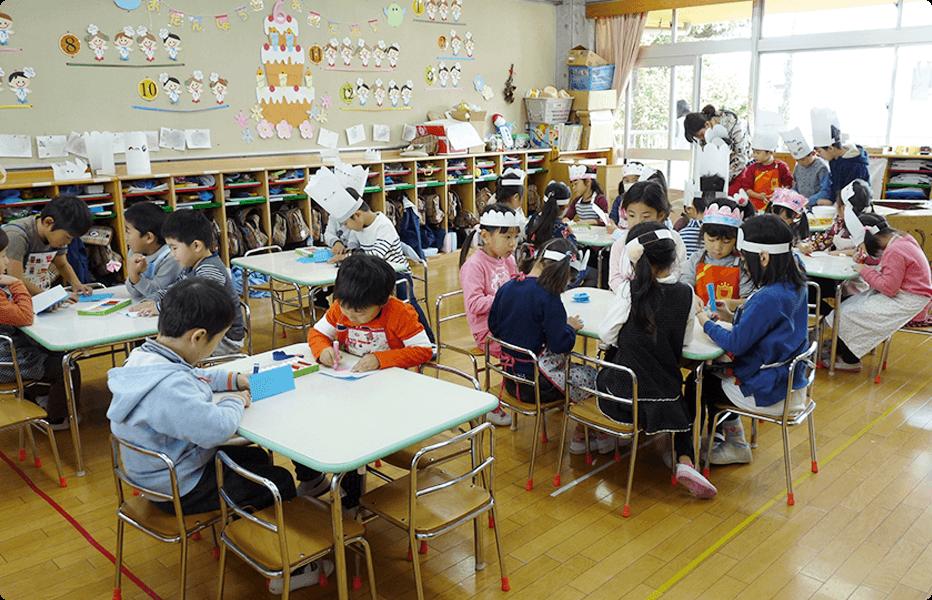 教育方針 子供の姿
