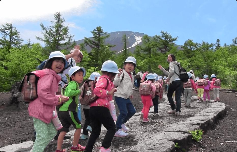 平成25年(富士山五合目トレッキング)
