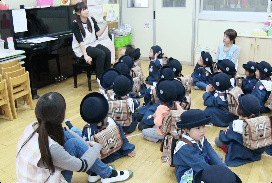 クラスの活動