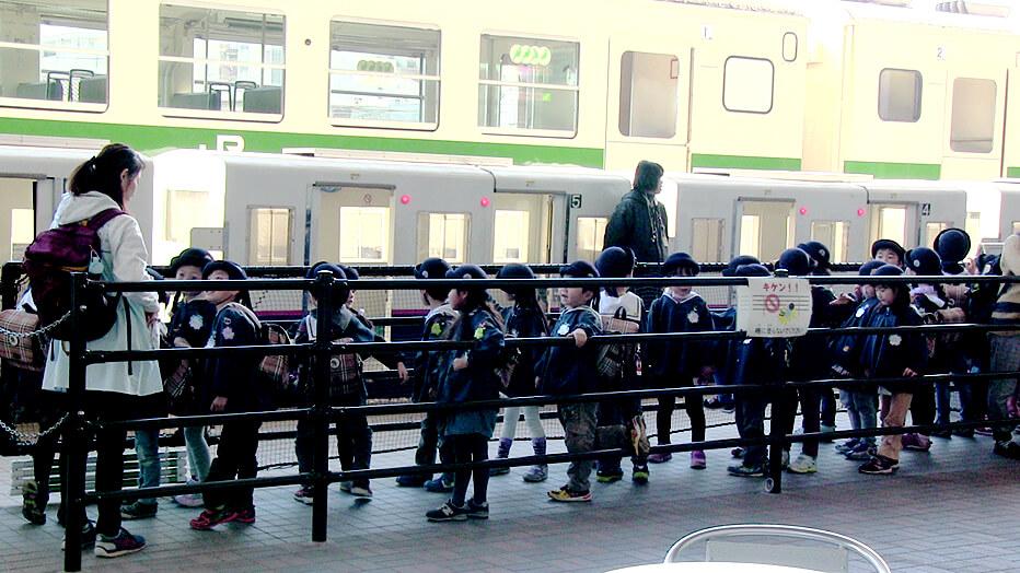 鉄道博物館遠足(2017.2.6)