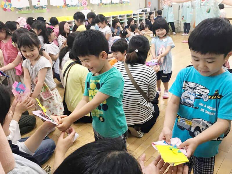 5/20(土) 母の日参観