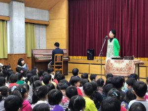 ピアノと口笛の音楽鑑賞会