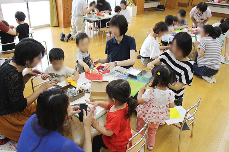 未就園児教室(プレ保育)